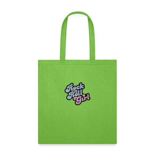 Rock n Roll Girl - Tote Bag