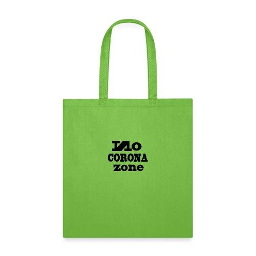 A244939 No Corona Zone 01 - Tote Bag