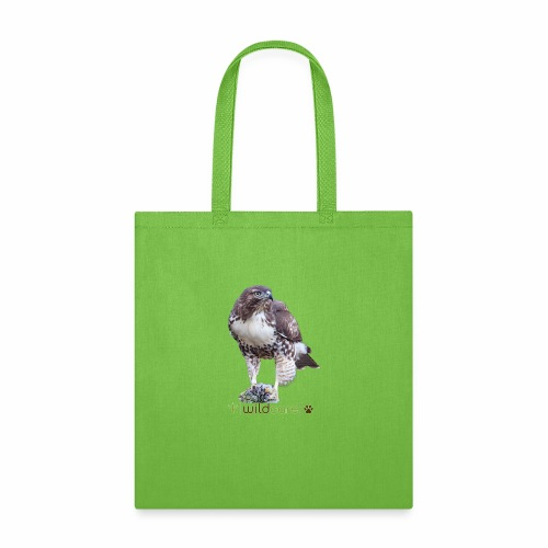 Red-tailed Hawk - Tote Bag