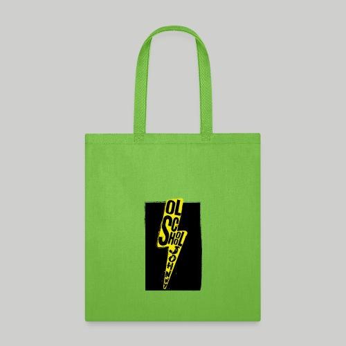 Ol' School Johnny Colour Lightning - Tote Bag