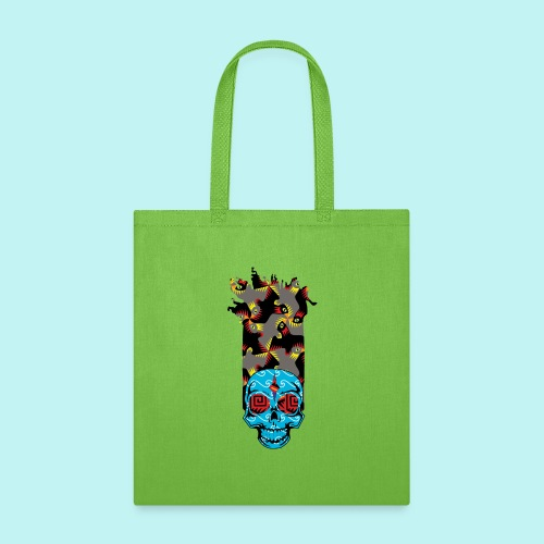 90s KID SKULLY - Tote Bag