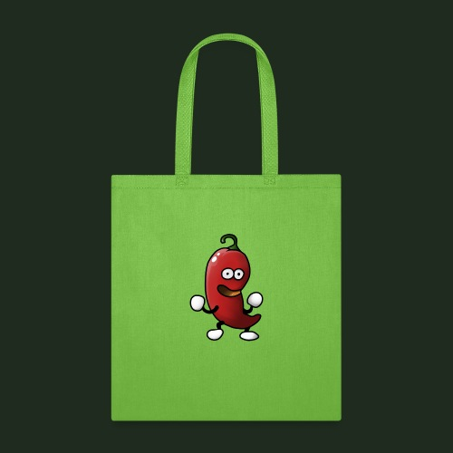 Detailed Chilli - Tote Bag