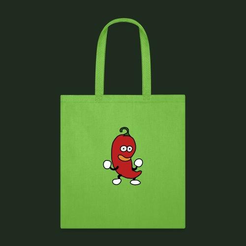 Solid Chilli - Tote Bag