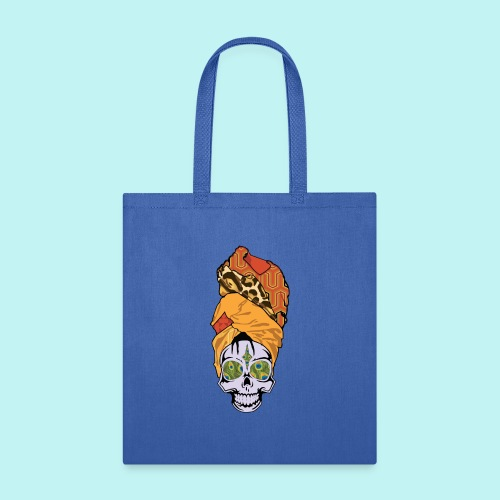 ERYKAH BADU SKULLY - Tote Bag