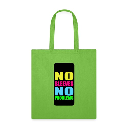 neonnosleevesiphone5 - Tote Bag