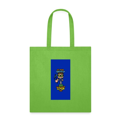 friendly i5 - Tote Bag
