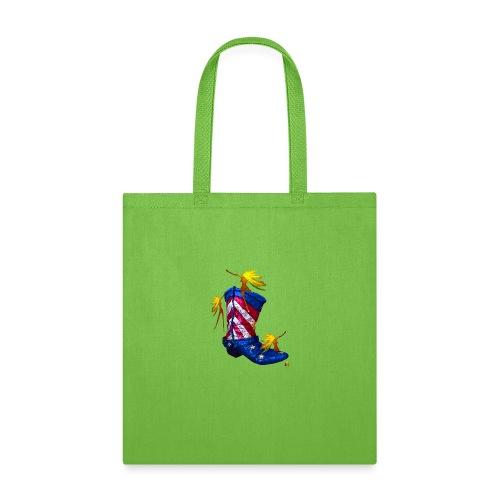 Boot Hoot - Tote Bag