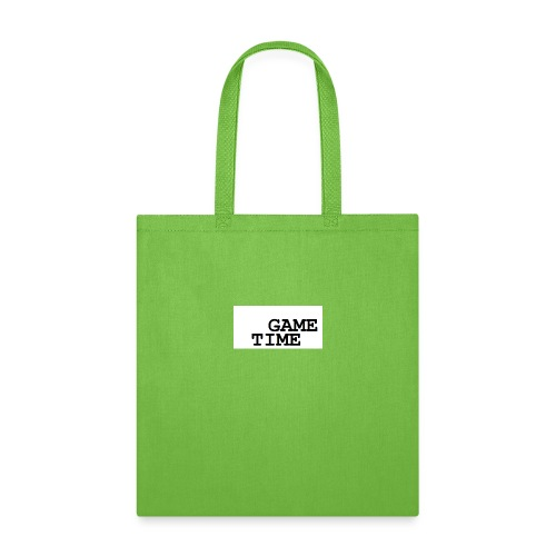 GAME TIME - Tote Bag