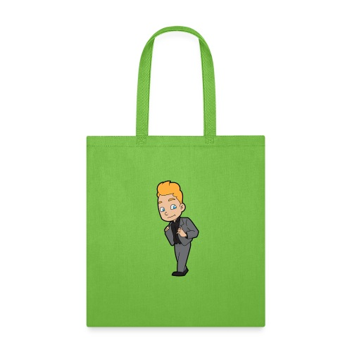 557px Cool And Confident Businessman svg - Tote Bag
