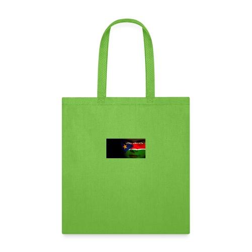 south sudan flag - Tote Bag