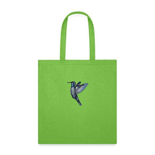 Hummingbird in flight - Tote Bag