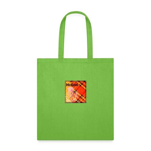 mckidd name - Tote Bag