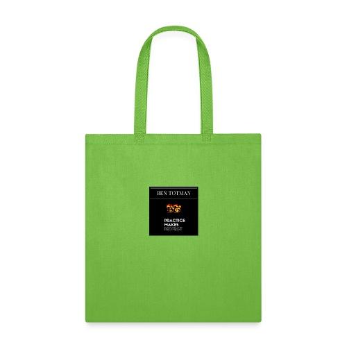 Ben Totman - Tote Bag
