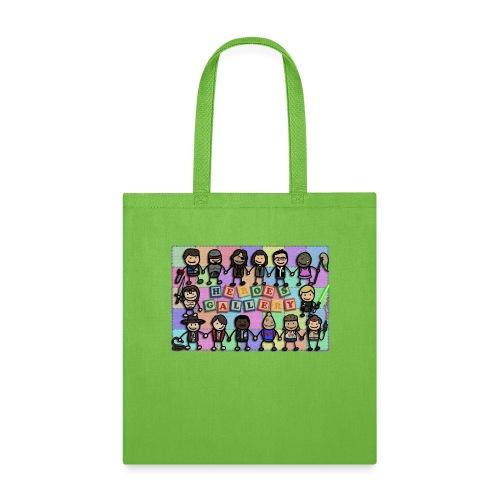 Heroes Gallery - Tote Bag