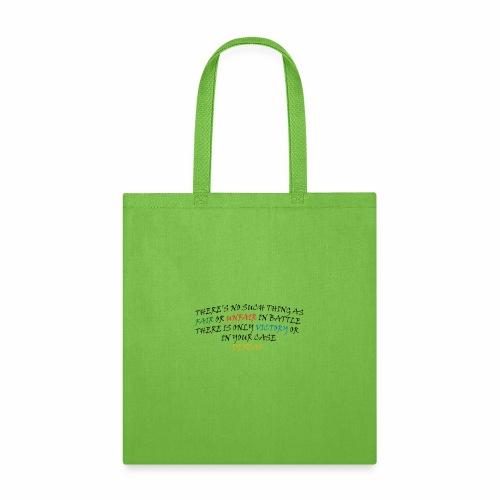 Vegeta Quote - Tote Bag