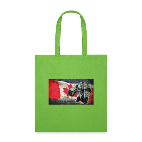 The Tank RC 100% Canadien - Tote Bag