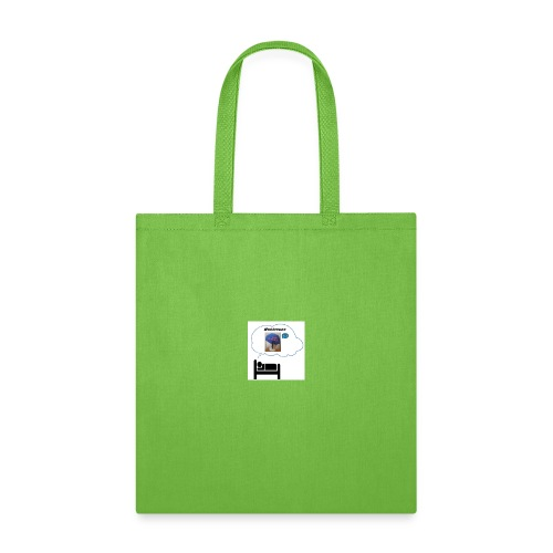 Sleep Harmonizer Bubble - Tote Bag