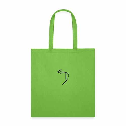 Detour logo blue - Tote Bag