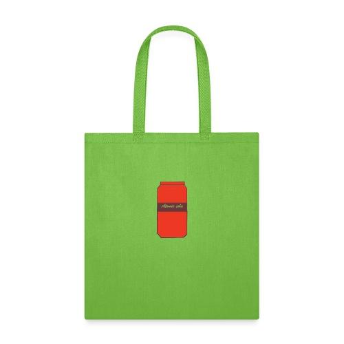 Atomic cola - Tote Bag