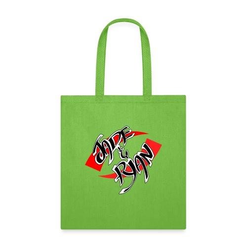 Jade And Ryan - Main Logo - Tote Bag