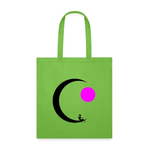 The moon and the sun - Tote Bag