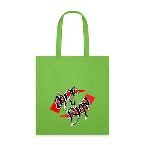 Jade And Ryan - Main Logo - Tote Bag