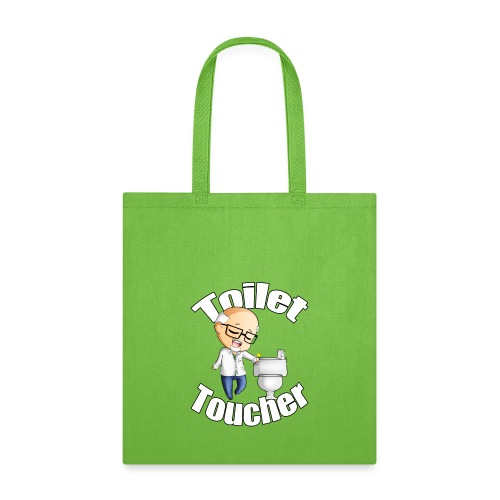 toilet toucher png - Tote Bag