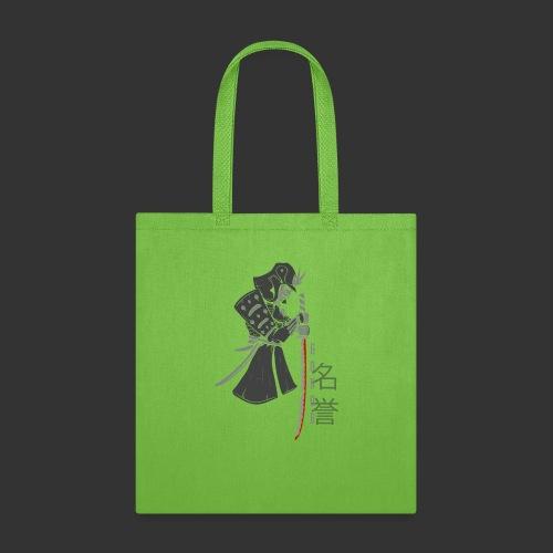 Samurai (Digital Print) - Tote Bag