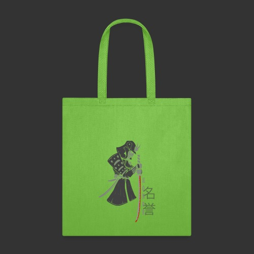 Samurai (Digital Print) - Tote Bag