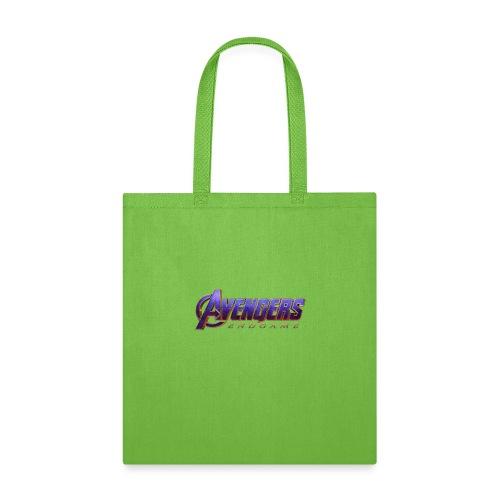 Avengers Endgame Logo - Tote Bag