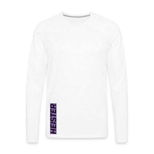 PB - Men's Premium Long Sleeve T-Shirt