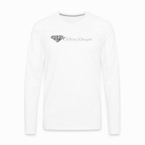 DiamondNdaRough Co. - Men's Premium Long Sleeve T-Shirt