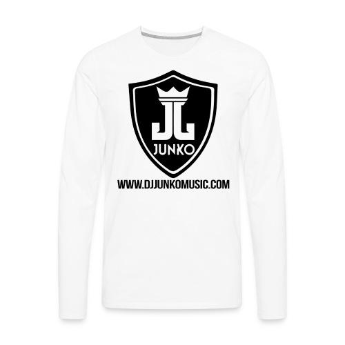 DJ Junko Music - Men's Premium Long Sleeve T-Shirt