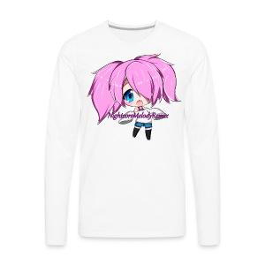 Chibi Melody - Men's Premium Long Sleeve T-Shirt