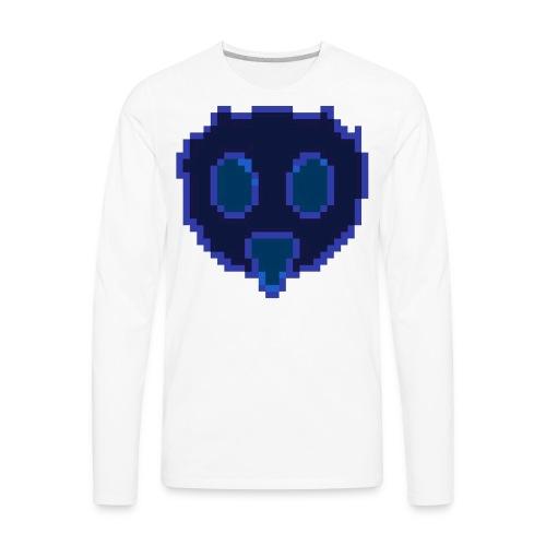 8-Bit OwLz - Men's Premium Long Sleeve T-Shirt