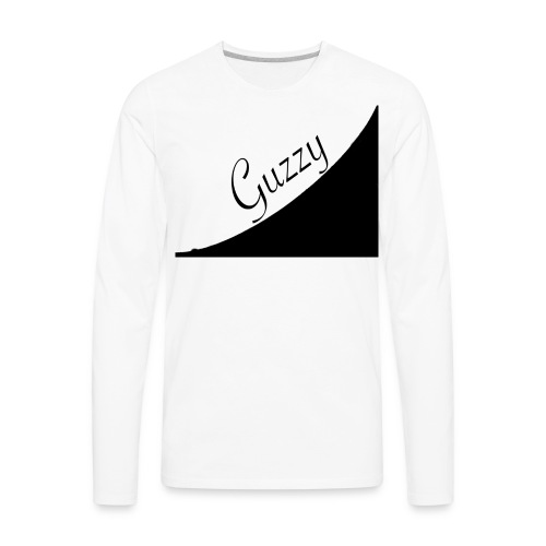 Signature design - Men's Premium Long Sleeve T-Shirt