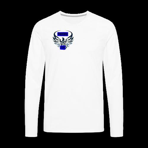 phoenix fire - Men's Premium Long Sleeve T-Shirt