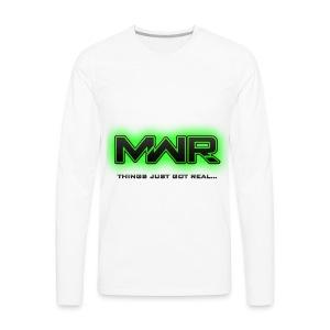 Call Of Duty : Modern Warfare Remastered - Men's Premium Long Sleeve T-Shirt