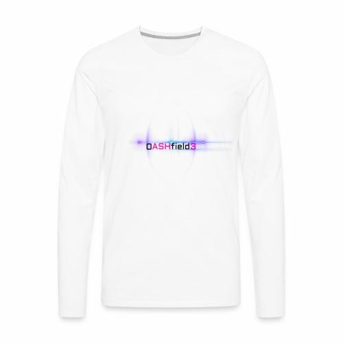 0ASHfield3 - Men's Premium Long Sleeve T-Shirt
