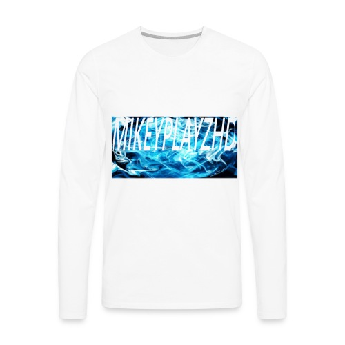mikeyplayzhd - Men's Premium Long Sleeve T-Shirt