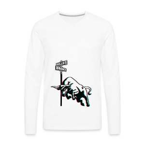 Bulls in the Bronx - Men's Premium Long Sleeve T-Shirt