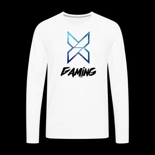 Xeros Gaming - Men's Premium Long Sleeve T-Shirt