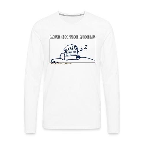 Tired Henry - Men's Premium Long Sleeve T-Shirt
