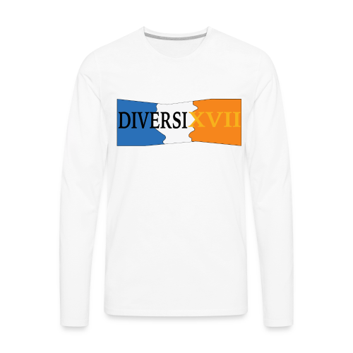DIVERSI - Men's Premium Long Sleeve T-Shirt