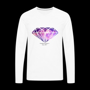 Galaxy - Men's Premium Long Sleeve T-Shirt