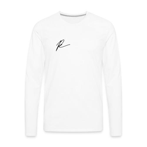Paul Clair (PC) Signature - Men's Premium Long Sleeve T-Shirt