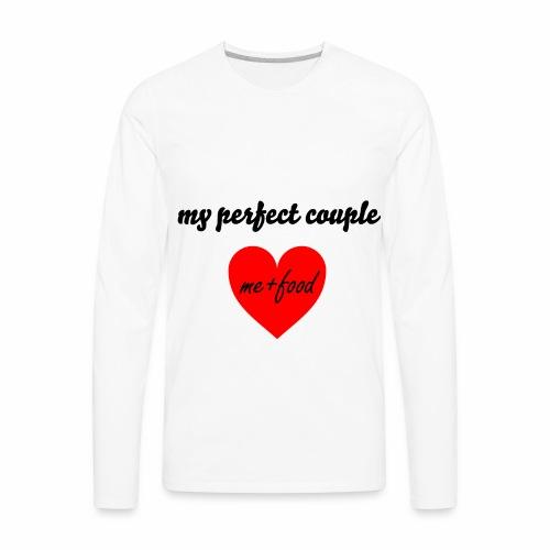 My perfect couple. - Men's Premium Long Sleeve T-Shirt