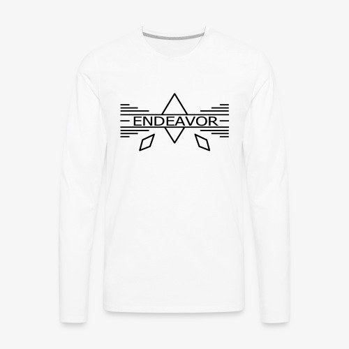 To the top - Men's Premium Long Sleeve T-Shirt