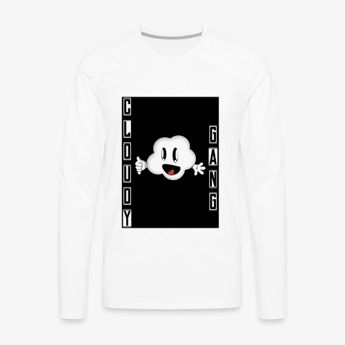 cloudy gang (2nd Mens edition) - Men's Premium Long Sleeve T-Shirt