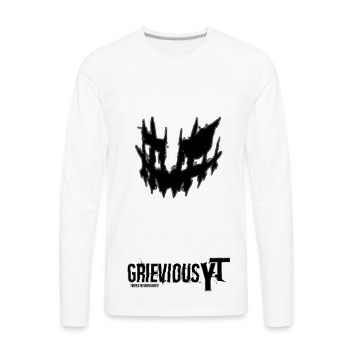 GrieviousYT T-shirt 1 - Men's Premium Long Sleeve T-Shirt